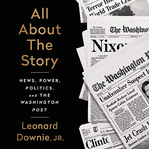 All About the Story cover art