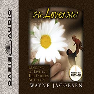He Loves Me! audiobook cover art