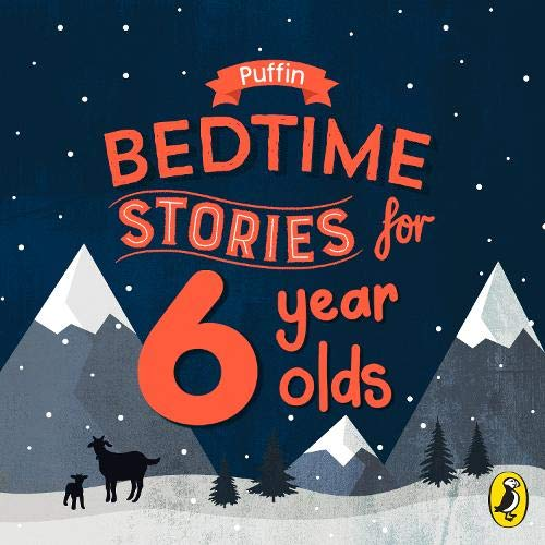 Puffin Bedtime Stories for 6 Year Olds cover art