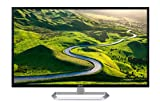 Acer EB321HQUAwidp 31.5 Inch Monitor WQHD, White (IPS Panel, 4ms, DP, HDMI, DVI)