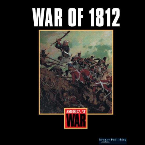 War of 1812 audiobook cover art