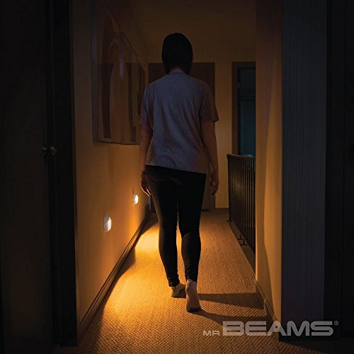 Product Image 7: Mr. Beams Sleep Friendly Battery-Powered Motion-Sensing LED Stick-Anywhere Nightlight