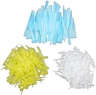TOVOT 1500 PCS Laboratory Universal Pipette Tips Mix Size 10ul 200ul 1000ul White Blue Yellow