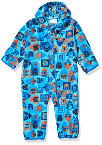 Columbia Baby Snowtop II Bunting, super blue critters, 18/24
