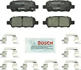 Bosch BC905 QuietCast Premium Ceramic Disc Brake Pad For: Infiniti:...