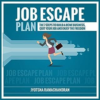 Job Escape Plan audiobook cover art