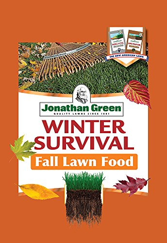 Jonathan Green & Sons Inc (12414) Winter Survival Fall Fertilizer, 45 Pound