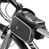 E-More Bolsa para Cuadro de bicicleta, Bolsa para Cuadro Impermeable Bolsa para...