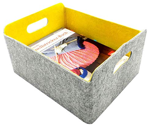 Diverse Basket/Storage Basket Vilt Opvouwbaar Storage Box, Shelf, Storage Rack, Children's Felt Box Toys, tijdschriften, boeken, kantoor, slaapkamer, Kajuit, Baby, Laundry Organization