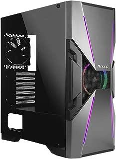 Antec DA601 No Power Supply ATX Mid Tower (Black)
