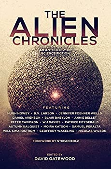 The Alien Chronicles - Book  of the CRYO
