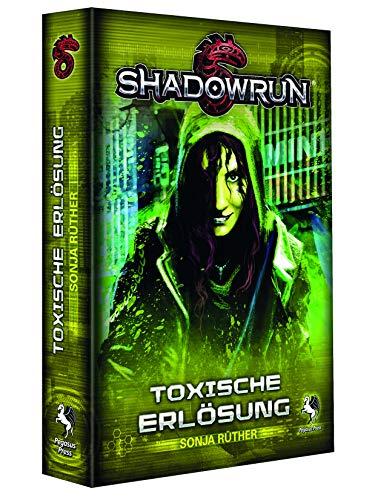 Pegasus Spiele Shadowrun: Toxische Erlösung (Softcover)