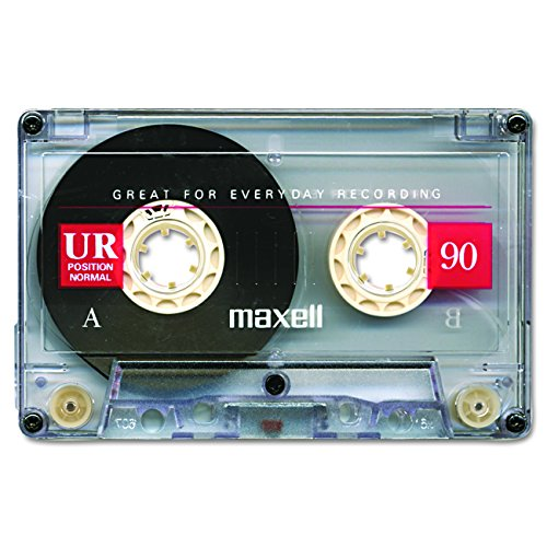 MAXELL NORMAL BIAS UR-90 CASSETTE (single)