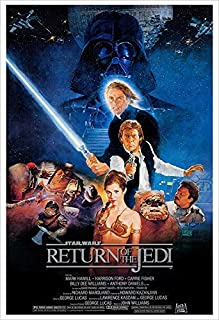 Best return of the jedi poster Reviews
