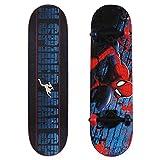 PlayWheels Ultimate Spider-Man 28 Inch Complete Skateboard - Beginner...