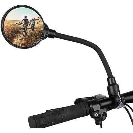 1 Paire Vélo Rétroviseur Neuf Set Vélo Arrière Vue Mirror Ø 75mm