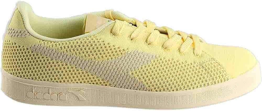 Diadora Mens Game Weave Casual Sneaker