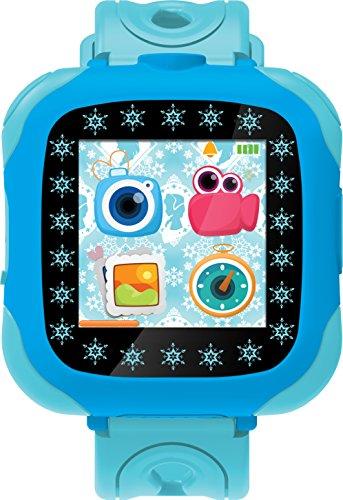 Montre digitale appareil photo pour enfants Frozen Disney avec écran tactile permet de prendre photos, vidéos, enregistrer sa voix - Camera Watch - Lexibook DMW100FZ