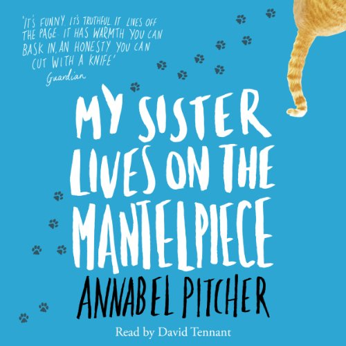 My Sister Lives on the Mantelpiece audiobook cover art
