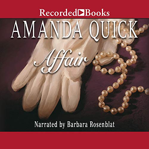 Affair Audiobook By Amanda Quick cover art