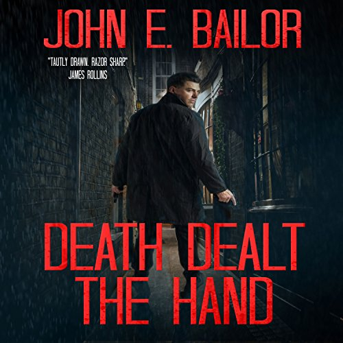 Death Dealt the Hand audiobook cover art