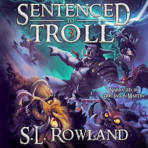 Sentenced to Troll 3 cover art