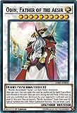 Yu-Gi-Oh! - Odin, Father of The Aesir - LEHD-ENB32 - Common - 1st Edition - Legendary Hero Decks - Aesir Deck