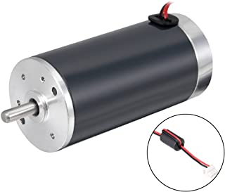 uxcell 750G.cm Torque Brushed Electric Motor 24V DC 4000RPM High Speed