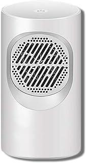 Interruptor Mini Calentador eléctrico 400W Velocidad Calefactor eléctrico portátil de Escritorio Calentador de la Mano táctil