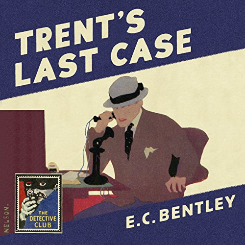 Trent's Last Case cover art