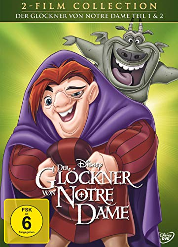 Der Glöckner von Notre Dame 2-Film Collection (Disney Classics, 2 Discs)