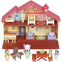 Bluey Mega Bundle Home BBQ Playset and 4 Figures