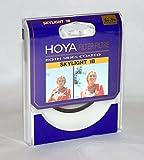 Hoya Skylight 1B Filter 62mm - Filtro para cámara (Transparente)