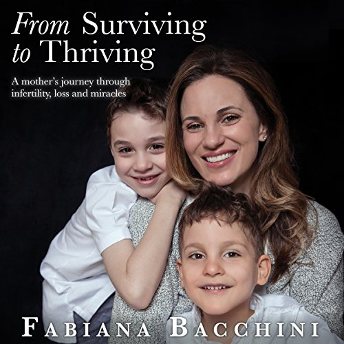 From Surviving to Thriving audiobook cover art