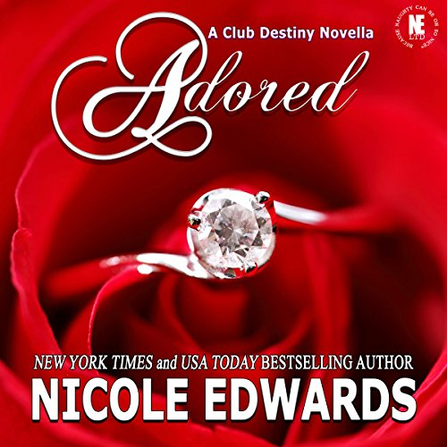 Adored audiobook cover art