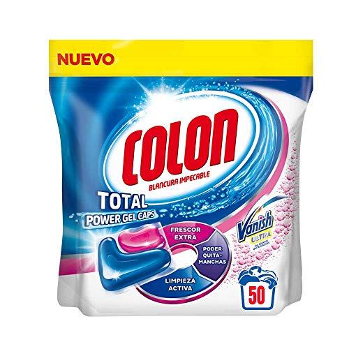 Colon Detergente Total Power Gel Vanish - 50 Dosis