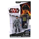 STAR WARS 2009 Legacy Collection BuildADroid Action Figure BD No. 32 Imperial Scanning Crew Technician