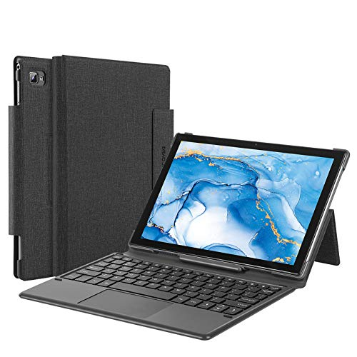 Dragon Touch タブレットNotepad 102専用ドッキングキーボード タブレットPCキーボード 使いやすい 極薄 キーボードケース