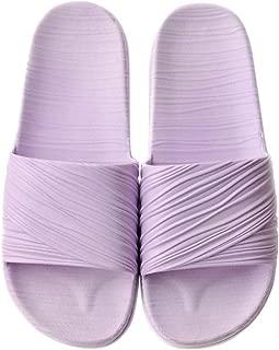 KINDOYO Mens Slippers - Unisex Bath Slippers House Shoes Casual Anti-Slip Indoor&Outdoor Floor Sandals