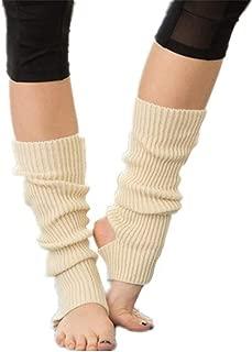 Body Wrappers Women's Legwarmers Ballet Socks