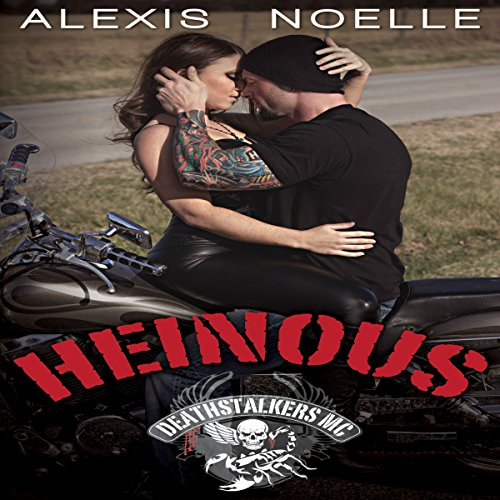 Heinous audiobook cover art