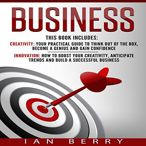 Business: 2 Manuscripts audiobook cover art