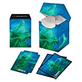 Kaldheim Combo 100+ Deck Box and 100ct Sleeves Featuring Ranar The Ever-Watchful for Magic: The Gathering
