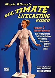 MARK ALFREY DVD Life Casting Ultimate