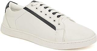 PARAGON Men's White Sneakers - 7 UK (39.5 EU) (R11110G-White)
