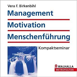 Management, Motivation und Menschenführung Titelbild