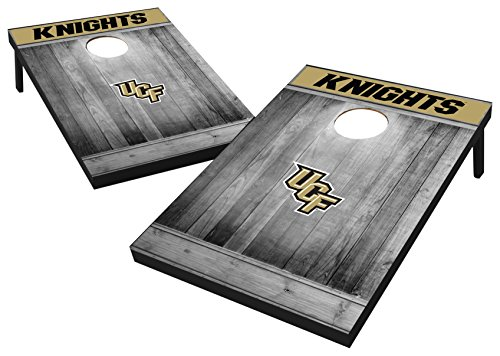 Wild Sports 2'x3' MDF Wood NCAA College Central Florida Knights Cornhole Set