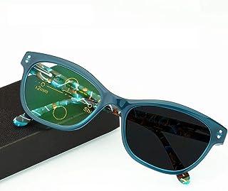 8c2eb2f7de Gafas de Lectura multifocales Gafas de Sol fotocromáticas progresivas,  Lectores Bifocales de Marco de Acetato