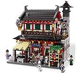 Xingbao BlueBrixx 01027 – Eisengießerei mit 2304 Bauelementen. Kompatibel mit Lego. Lieferung in Originalverpackung.