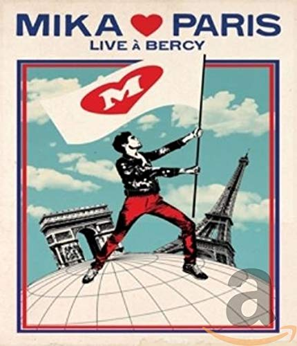 Mika Love Paris [Blu-ray]
